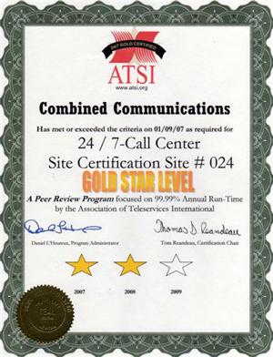 ATSI Award